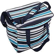 image of Halfords Stripe Family Cool Bag New