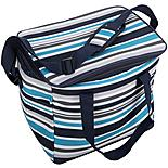 Halfords Stripe Family Cool Bag New