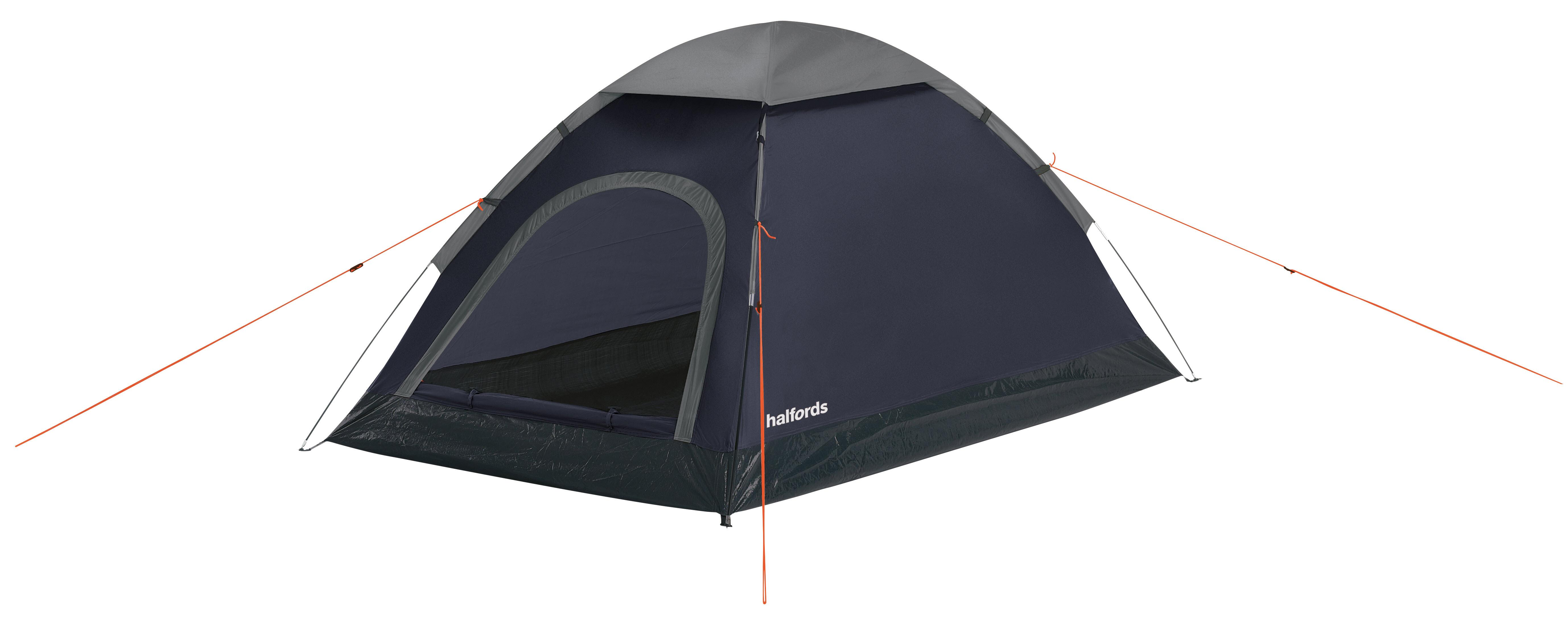 Halfords 2 Man Dome Tent  sc 1 st  Halfords & 2 Man Dome Tent