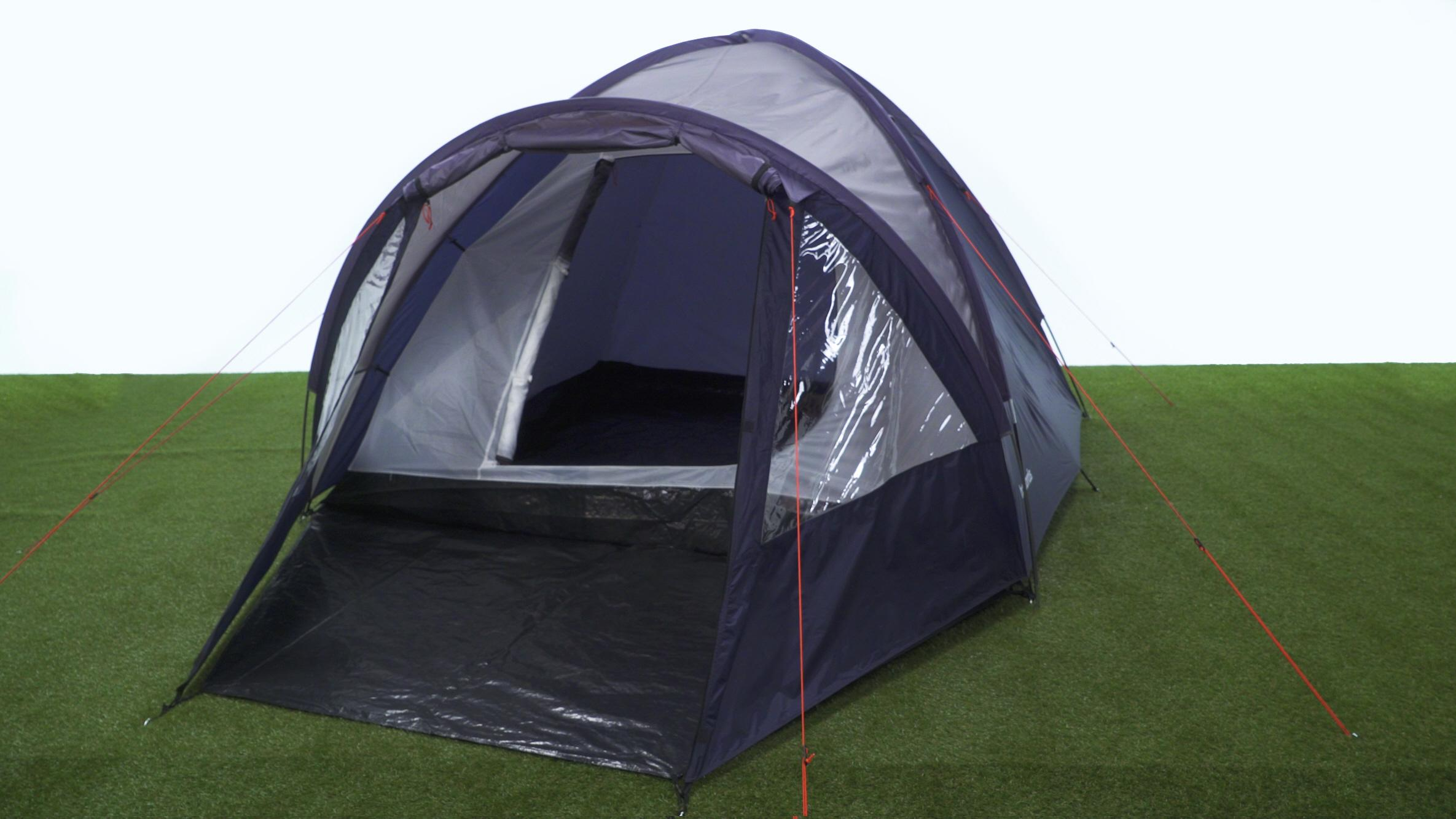 Halfords 4 Man Double Skin Tent  sc 1 st  Halfords & 4 Man Double Skin Tent