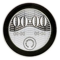 Ripspeed Carbon Fibre Tax Disc Holder