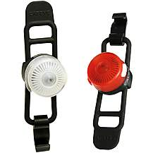 image of Cateye Loop 2 Front & Rear Bike Light Set