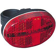image of Cateye TL-LD500 3 LED Rear Reflector