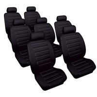 Cosmos Leather Look Toyota Previa Car Seat Covers (00-05)