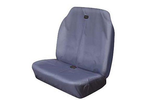 Cosmos Hi Back 'Double Grey' Car Seat Cover