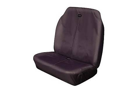 image of Cosmos Hi Back 'Black' Car Seat Double Cover