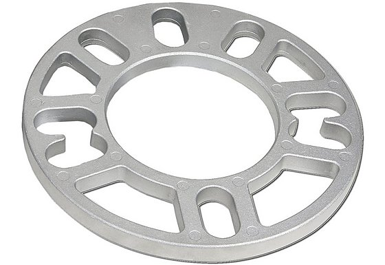Ripspeed 9.5mm Alloy Wheel Spacer Kit 4/5 Stud
