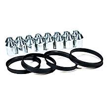image of Ripspeed Alloy Wheel Fitting Kit H (H218N)