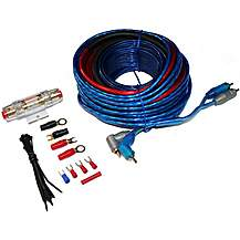 image of Autoleads Amplifier Wiring Kit 500w