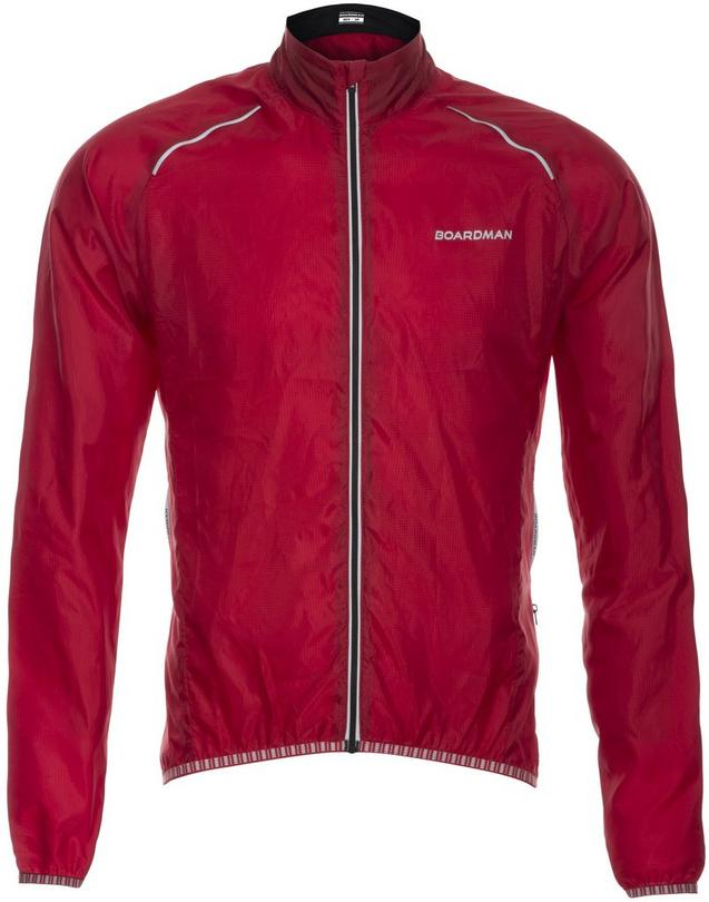Boardman Mens Pack Jacket - Red
