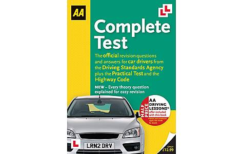 image of AA Complete Test