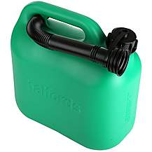 image of 5L Fuel Can Halfords - Green