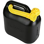 image of 5L Fuel Can Halfords - Black