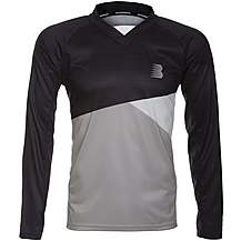 image of Boardman Mens Mountain Bike Long Sleeve Jersey - Black/Grey