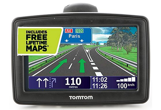 TomTom XL UK, ROI & Western Europe Classic 4.3
