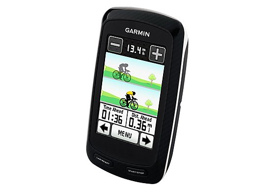 Garmin Edge 800 GPS Cycle Computer Trail Bundle with GB Discover Map