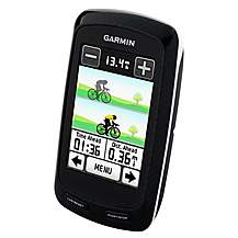 image of Garmin Edge 800 GPS Cycle Computer Trail Bundle with GB Discover Map