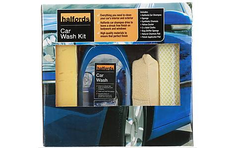 image of Halfords Car Wash Kit