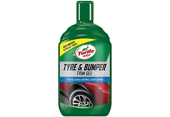 Turtle Wax Protect & Shine Tyre & Bumper Gel 500ml