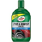 image of Turtle Wax Protect & Shine Tyre & Bumper Gel 500ml