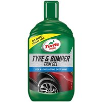 Turtle Wax Protect & Shine Tyre & Bumper Gel 500ml