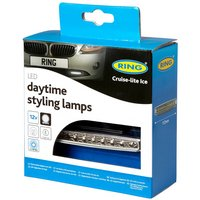 Ring Cruise-Lite Ice LED Daylight Styling Lights