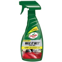 Turtle Wax Wet & Dry Spray Wax 500ml