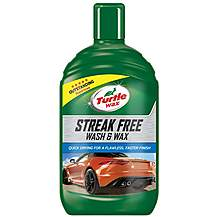 image of Turtle Wax Super Clean Wash & Wax 500ml