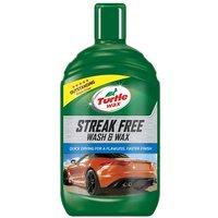 Turtle Wax Super Clean Wash & Wax 500ml