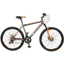 "image of Boss Vortex Mens 26"" Steel HT Mountain Bike"