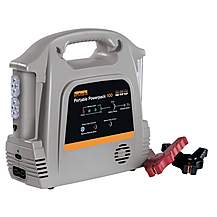 image of Halfords Power Pack 100 with Compressor