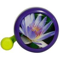 Halfords Purple Flower Bell