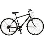image of Falcon Rapid Mens Hybrid Bike