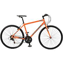 image of Falcon Monza Mens Alloy Hybrid Bike