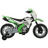 Roadsterz 6v Motorbike Green