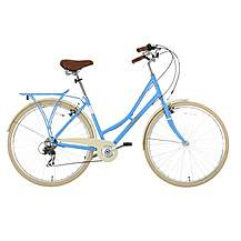 image of Pendleton Somerby Hybrid Bike - Blue