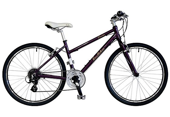 Pendleton Brooke Hybrid Bike - 18