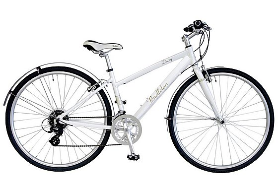 Pendleton Dalby Hybrid Bike - 18