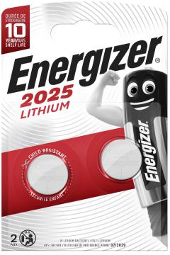 Energizer 2x CR2025 lowest price