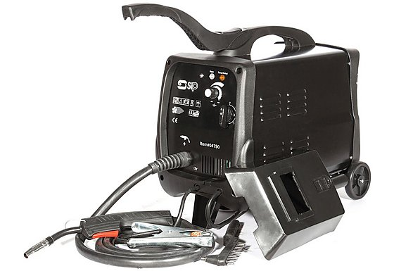 SIP Migmate T135 Turbo Gas/Gasless MIG Welder