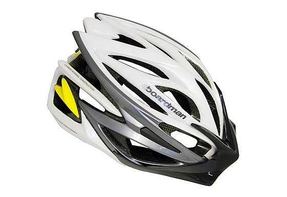 Boardman Pro Carbon Road Bike Helmet (58-62cm)