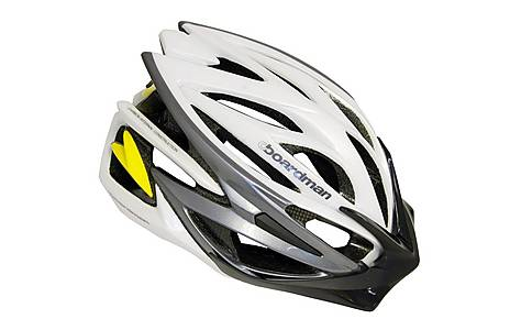 image of Boardman Pro Carbon Road Bike Helmet (58-62cm)