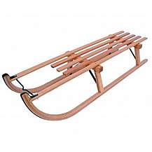 image of Davos 110cm Traditional Sledge