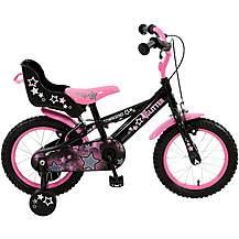"image of Townsend Glitter Girls Bike 14"" Wheel"