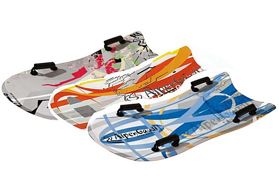 Maxi Snow Surfer Sledge Board