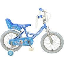 "image of Townsend Snow Princess Girls Rigid Bike - 16"" Wheel"