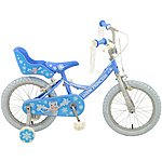 "image of Townsend Snow Princess Girls 16"" Rigid Bike"