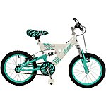 "image of Townsend Tiger Girls FS Bike - 16"" Wheel"