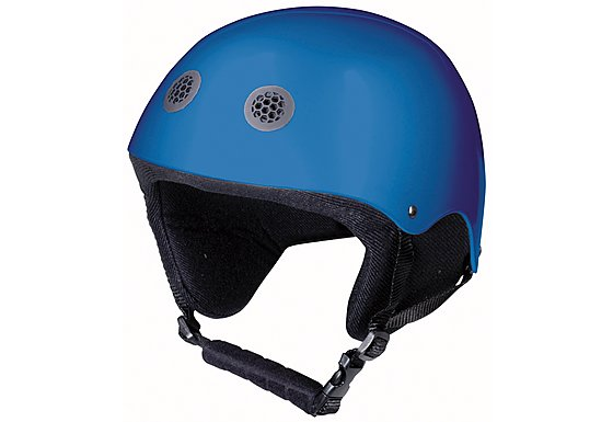 Snow Helmet in Blue
