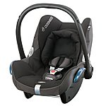 image of Maxi-Cosi Cabriofix Baby Car Seat Black Reflection